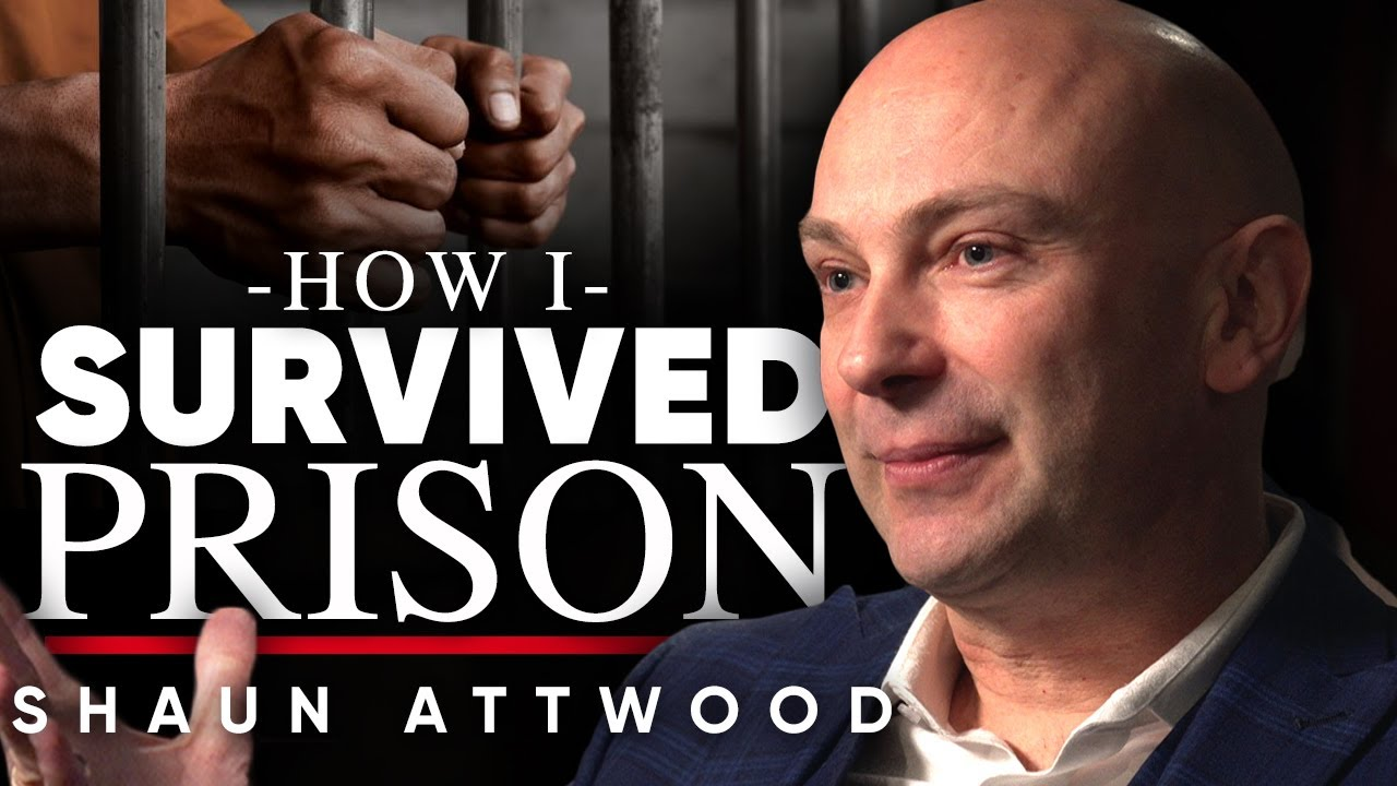 HOW I SURVIVED PRISON: Shaun Attwood On How He Managed To Navigate His Way Through Years In Jail