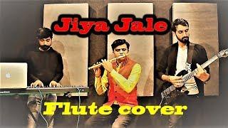 A R Rahman - Jiya Jale Flute Cover | Dil Se | Lata Mangeshkar | Nilesh bhanushali