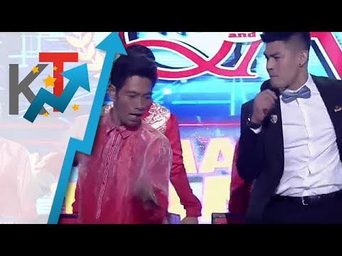 Ion nakipag-showdown kay Mr Q & A Caloy