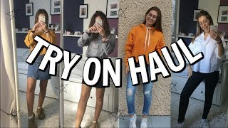 BIG TRY ON HAUL RENTREE 2018⎮ZARA, MANGO, BERSHKA...