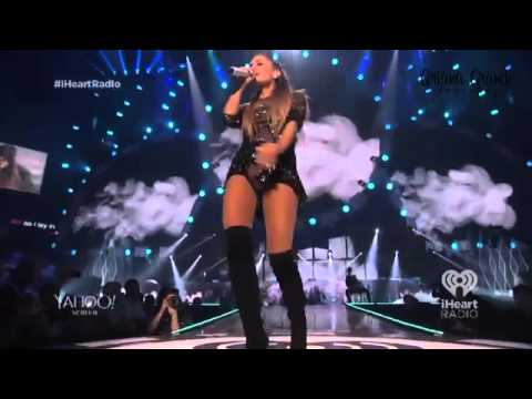 Ariana Grande   Be My Baby Live at iHeartRadio Music Festival 2014