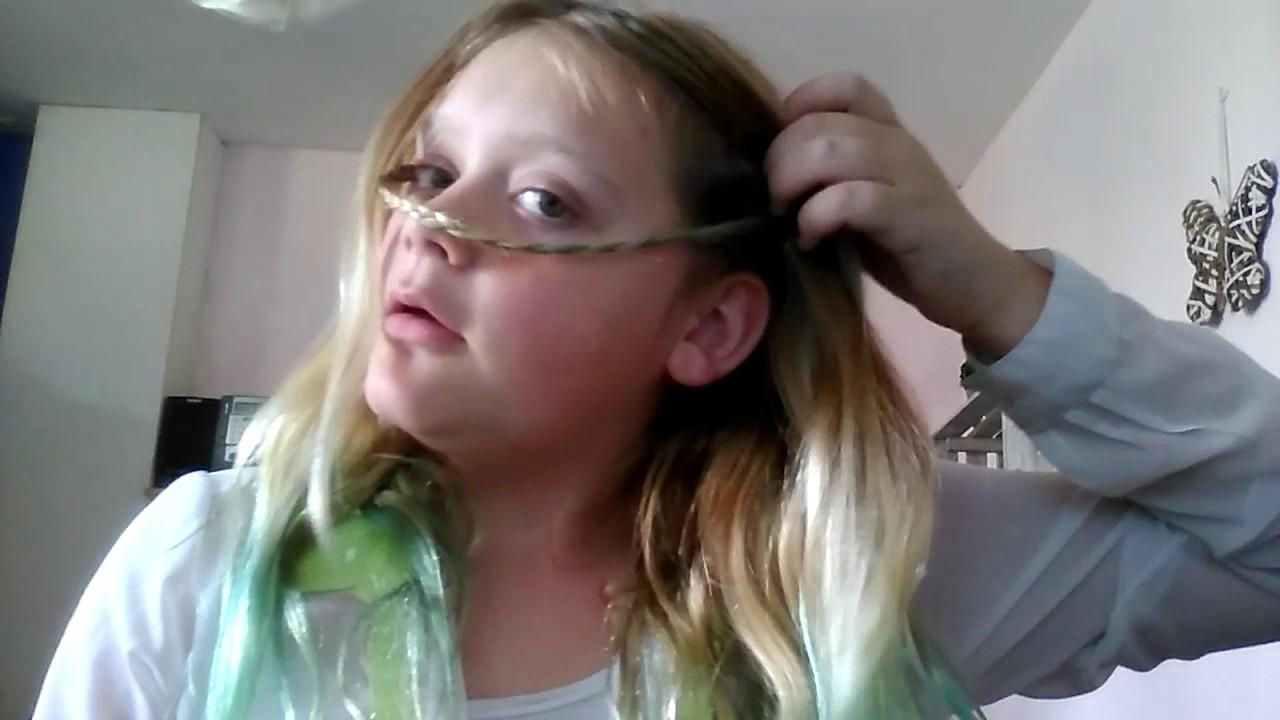 Welp Haar mooi maken - YouTube BQ-73