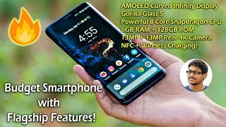 Budget Bezel less Phone with Flagship Features...