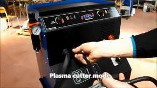 Cerberus: the ultimate work tool - induction heater, plasma cutter & welder