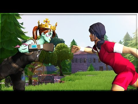 1v1ing Another Pro Mac Player... | (Fortnite)