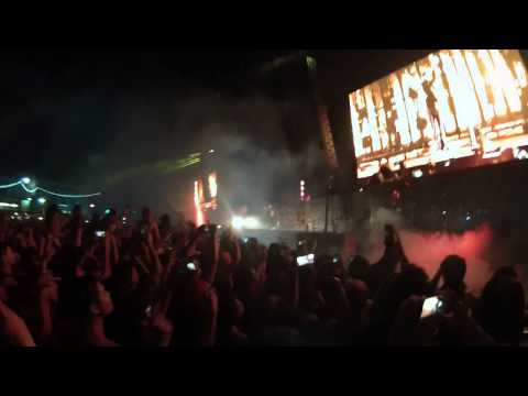 The Weeknd- The Hills @ Hard summer 2015