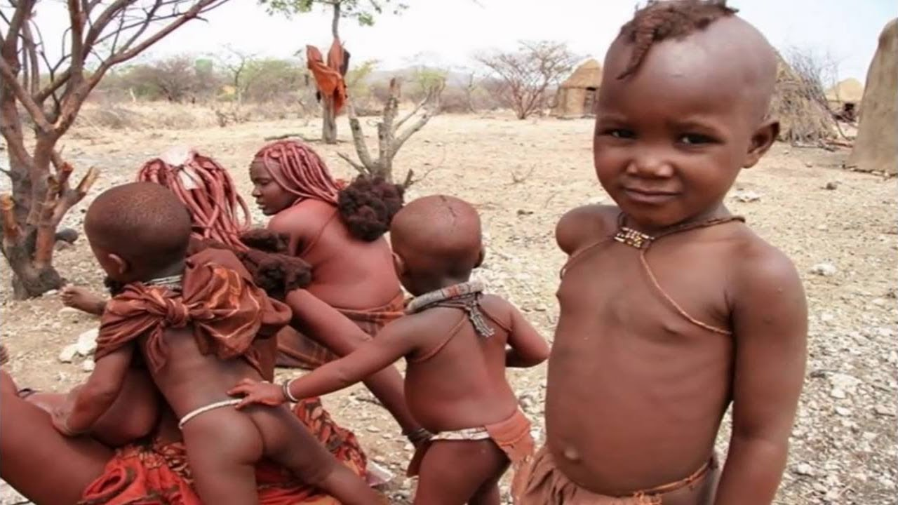 Самые шокирующие сексуальные ритуалы африканского племени порно