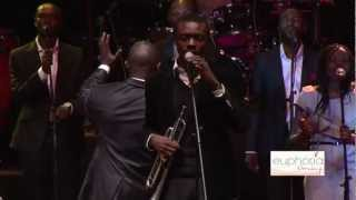 Nathaniel Bassey Ministers @ Euphoria Worship Concert 2011