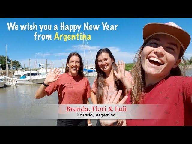 Happy 2021 from Women Snipe Sailors Around the World