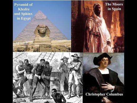 Ancient Kemet, Moor, Maafa: Understanding The TransAtlantic Slave Trade - PREVIEW - Michael Imhotep