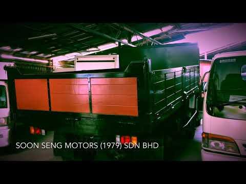 Kedai Lori Isuzu Lori Isuzu Tipper Kayu 3 Tan Malaysia Youtube