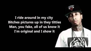 Careless World Tyga Lyrics HD.mp3