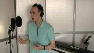 Laura sings the