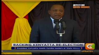 Kenyatta : We will impeach Raila if he wins repeat presidential election