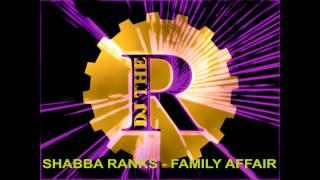 Shabba Ranks ft. Patra, Terri & Monica- Family affair (Dead Man's Graveyard Mix) 1993