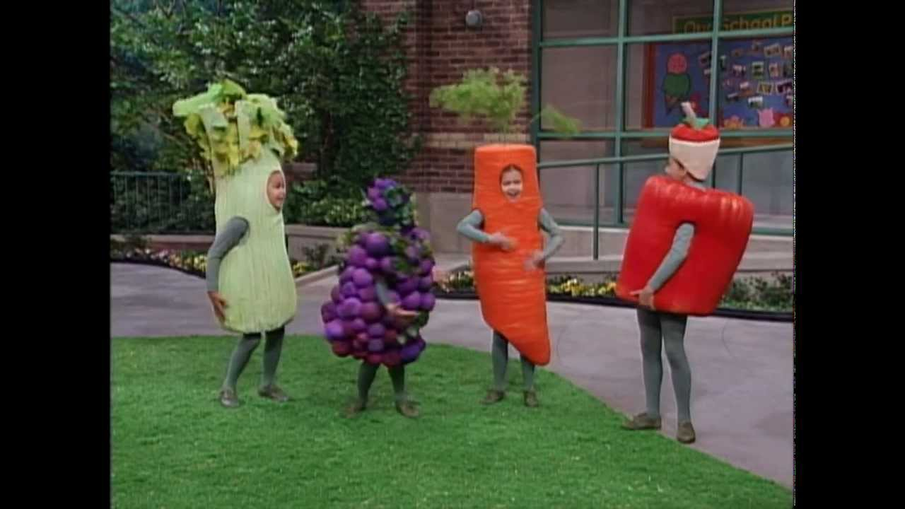 Barney Friends The Healthy Song Hd 720p Youtube