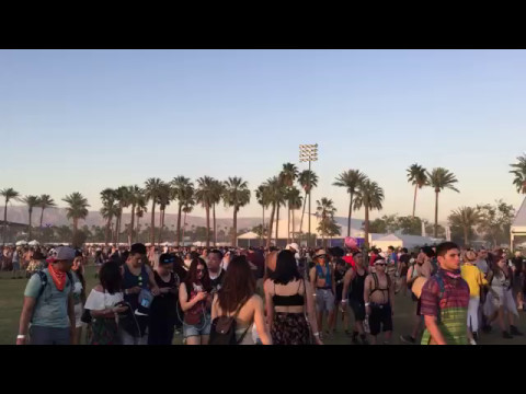 Coachella Valley Music and Arts Festival 2017 | Empire Polo Club, Indio, California
