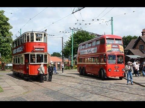 East Anglia Transport Museum - London Weekend 10/07/2016