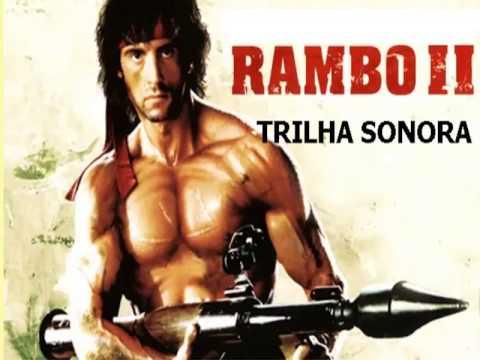 TRILHA SONORA -  RAMBO II (Álbum Completo)