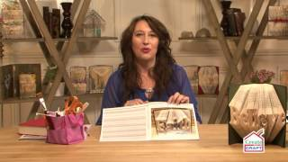 How to Bookfold a Single Word with Debbi Moore