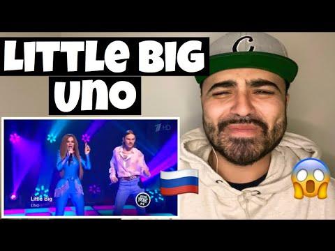 Reacting to Little Big – UNO (Eurovision 2020). Вечерний Ургант. 13.03.2020