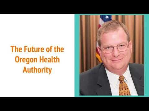 Patrick Allen, Director of the Oregon Health Authority - 1 4 2018
