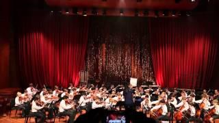 Hale junior orchestra Dragon Slayer
