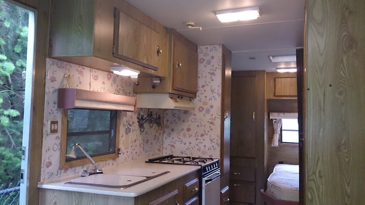 Tiny home tour off grid living and gold rush mining in