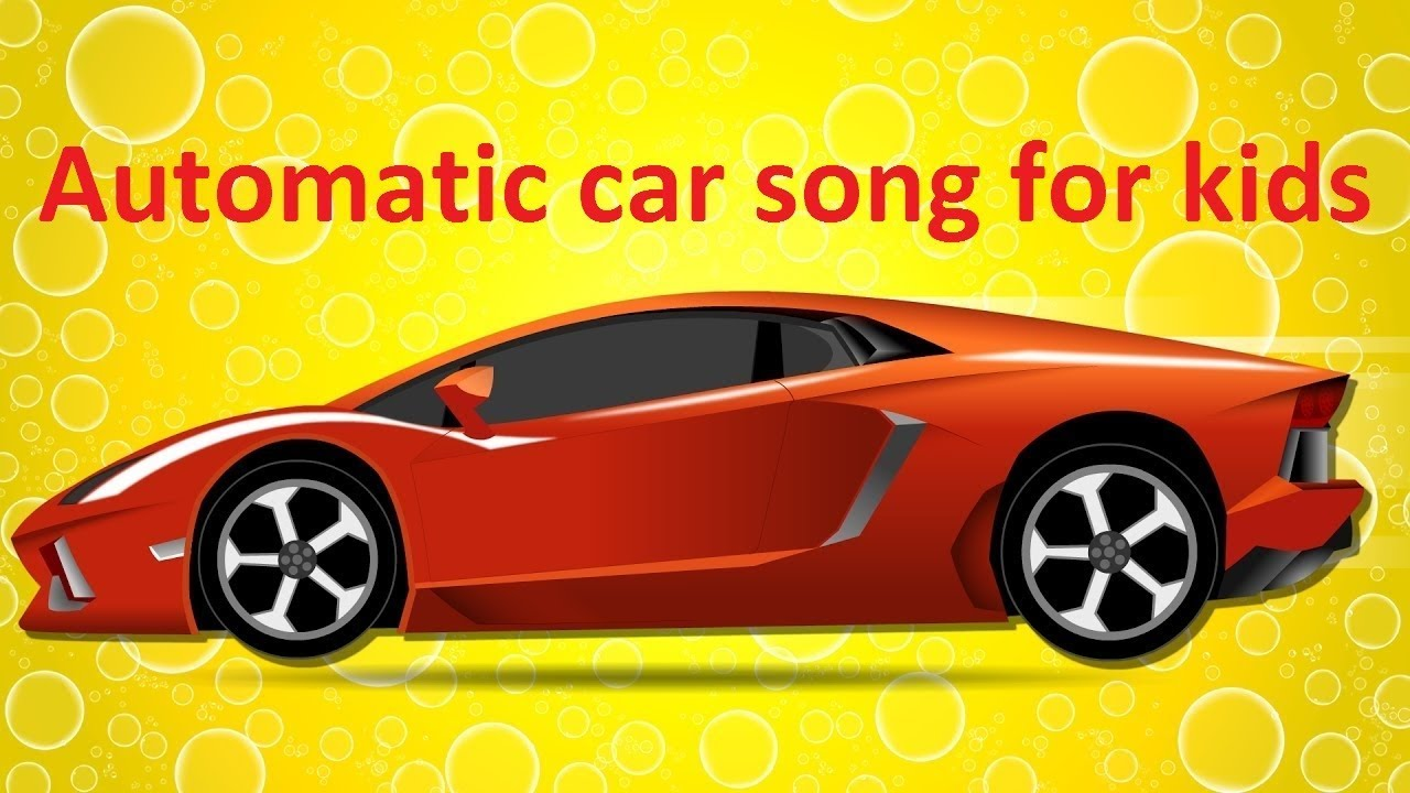 Perfect Kids Song My Sports Car/Car Racing Song/Automatic Car Song/Wow Lovely Song