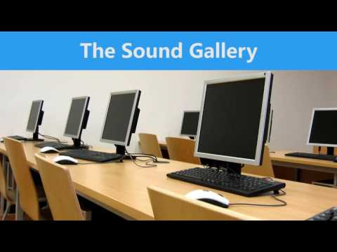 1 HOUR - Quiet Computer Lab Ambience (CC BY 4.0)