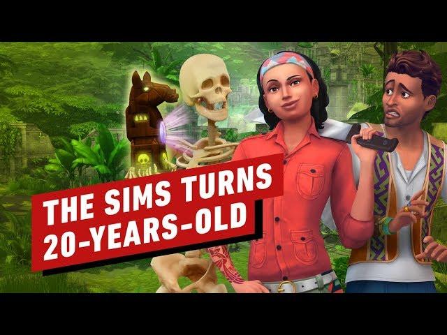 Die Sims werden 20 Jahre alt! + video