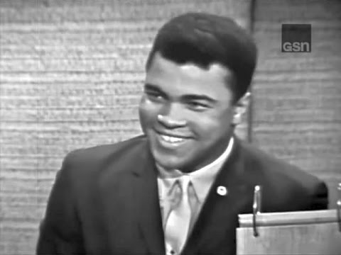 What's My Line? - Muhammad Ali; Joe Garagiola [panel] (Sep 19, 1965) [W/ COMMERCIALS]