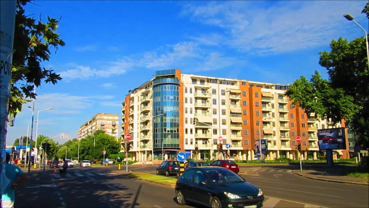 Paviljoni Retenzija Novi Beograd Zemun Youtube