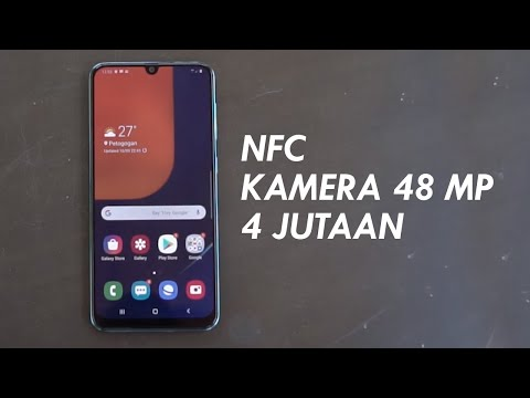 Sekarang Ada NFC! | Unboxing Galaxy A50s Indonesia