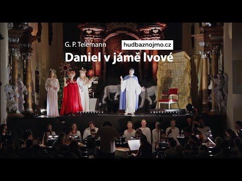 G. P. Telemann: Daniel v jámě lvové - HudbaZnojmo.cz