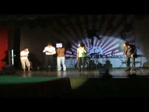 Bus Stop - My skit performance at IIT Kanpur