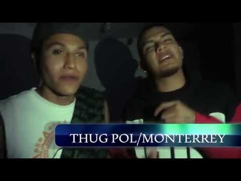 Santa Grifa-ToserOne-Thug Pol- En Puebla /PachamamaEventos/MakilaStudios
