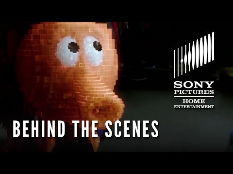 Pixels - Creating Q*bert Behind-the-Scenes