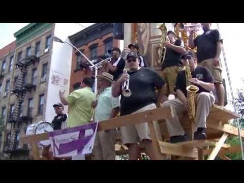 THE GIGLIO FEAST....EAST HARLEM, N.Y. 08/09/2015