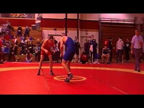 2014 Guelph Open: 57 kg Dylan Bray vs. Gaston Tardif