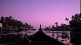 Sunrise Experience - Canoe
