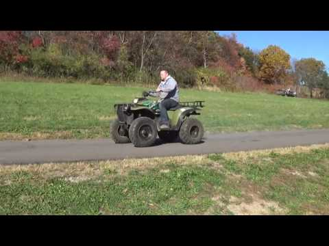 POLARIS SPORTSMAN 400 4X4 ATV