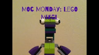 "Gambar cover MOC Monday: Mixel ""Scatter"""