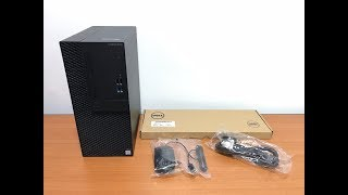 Dell OptiPlex 3050 Tower Computer Unboxing