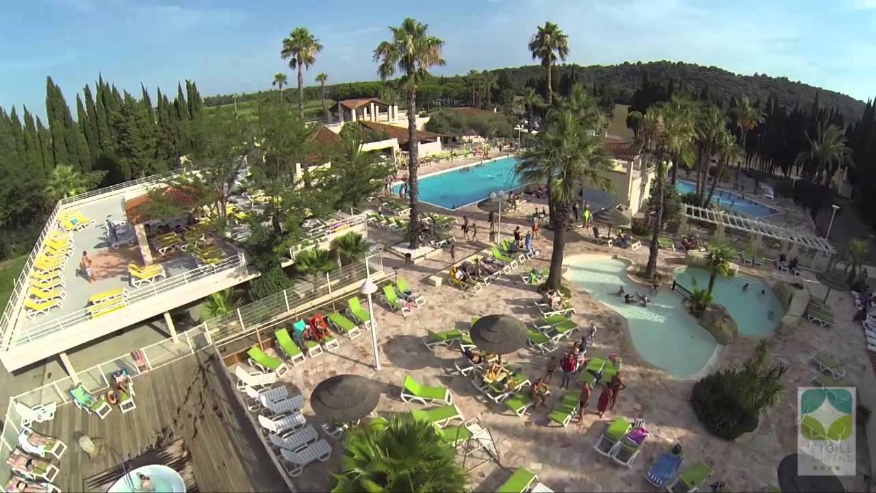 Le camping de l 39 etoile d 39 argens ses piscines ses spas for Camping 4 etoiles lozere avec piscine