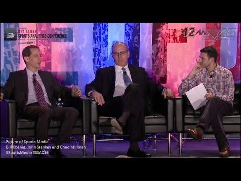 SSAC16: Future of Sports Media