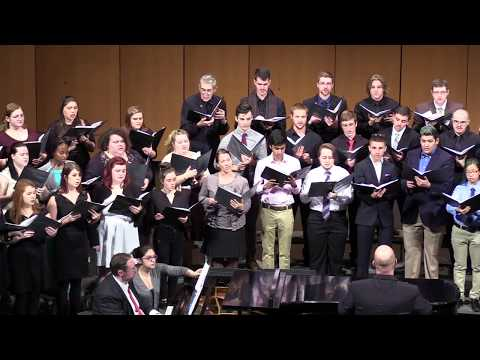 Requiem - Lycoming College Choir - Fall 2017 Community Arts Center Concert