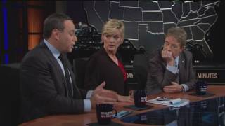 Overtime with Bill Maher: Clinton's Cabinet, Sexual Predators, Stupid Media (HBO)