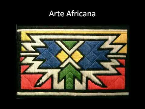 Arte Africana - YouTube