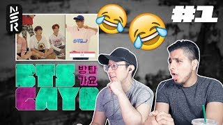 GUYS REACT TO 'BTS GAYO' (Track 1)